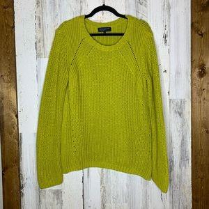 Jones New York sweater chunky knit